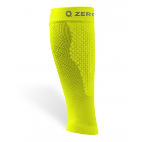 Zero Point Calf Sleeves (pair) Yellow