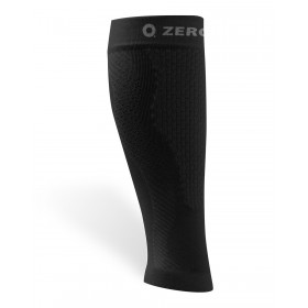 Zero Point Calf Sleeves (pair) Black