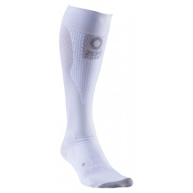 ZERO POINT (W) INTENSE COMPRESSION SOCKS WHITE