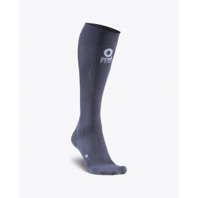 Zero Point (M) Intense Compression Socks Dark Grey