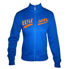 WILSON FLEECE FULL ZIP Womens, naisten collegetakki