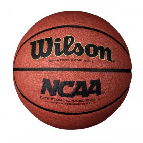 WILSON  NCAA REPLICA GAME BASKETBALL, koripallo