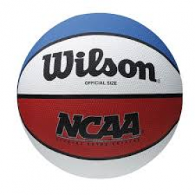 WILSON NCAA RETRO BALL, koripallo